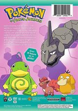 Pokemon: The Johto Journeys - The Complete Collection (DVD, 2015, 4-Disc Set)NEW