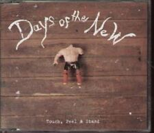Days of the New Touch, peel & stand (1998, plus 2 previously unrelea.. [Maxi-CD]