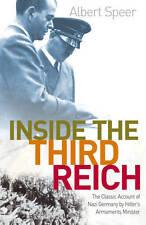 Inside The Third Reich, Albert Speer, New