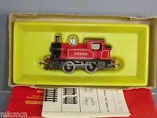 """HORNBY RAILWAYS MODEL No.R.455 0-4-0T INDUSTRIAL LOCO """"25550"""" SPEC.EDITION  MIB"""