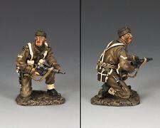 King And Country Ww2 Commando de rodillas con Sten Pistola D día dd233