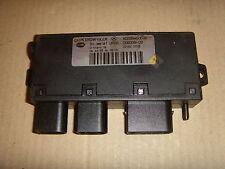MERCEDES CLASSE C W203 / W208 / C320 Freni aspirapolvere unità di controllo a0295450632