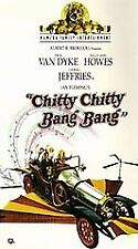 Chitty Chitty Bang Bang (1968) 1994 Release VHS w/Clamshell case FREESHIP IN USA