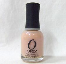 ORLY Nail Polish Color WHO'S WHO PINK 40005 .6oz/18ml