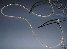 Spectacle/glasses Cadena Mariposa Y Perlas