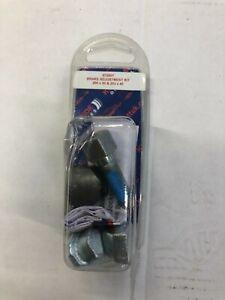 """1 x GENUINE Knott Brake Adjuster Kit 200x50mm & 203x40mm 8"""" Drums Brian James"""