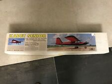 "SIG. Kadet Senior.  RC.  Model kit. 78"" wingspan"