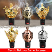 Wireless Electric Incense Plug In Easy to Use Bakhoor Burner Fragrance   !! !L