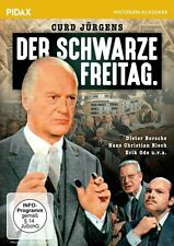 "Curd Jürgens,Erik Ode,Hans Christian Blech,Dieter Borsche ""DER SCHWARZE FREITAG"""