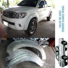 Toyota Hilux Vigo Mk6 05 11 Workmate Fender Flare Flares Wheel Arch Arches 6