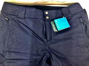 D5. Columbia Woman Omni Tech Bugaboo Ski Pants Sz L WL1068-472 NWT