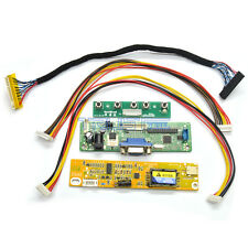 LCD Controller Board Kit For DIY Monitor 15.4″ WXGA LP154W01-TLA1 LP154WX2-TL01