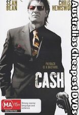 Cash DVD NEW, FREE POSTAGE WITHIN AUSTRALIA REGION ALL