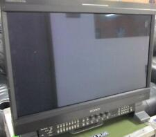 """Sony BVM-E250A BVM 250 25"""" Trimaster EL E-Series OLED Monitor LOW HOURS"""