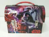 Star Wars Mini Lunch Box Tin Box Co. Lucas Films 🎥 Darth Vader Han Solo
