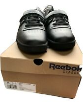 Reebok Classics Workout Clean Mid Strap Men's Size UK 11 Brand New In Box