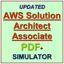Amazon AWS Certified Solutions Architect Associate Exam Test QA PDF+Simulator