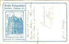 Erster Weltkrieg (1914-18) Kleinformat Lithographie aus Baden-Württemberg