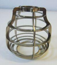 HKliving Lab Hängelampe Lampenschirm bronze Metall 13x17cm Deckenlampe G137