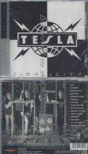 CD--TESLA--SIMPLICITY