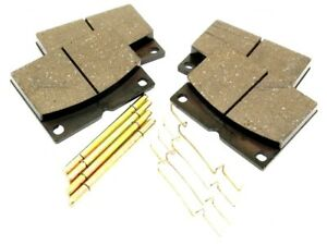 FRONT BRAKE PADS FOR JCB FASTRAC 145 155 185 1125 2115 2135 2150 3185 SEE LIST