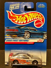 2000 Hot Wheels #081 First Editions 21/36 Holden - 24376