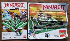 LEGO 3856 Ninjago The Board Game - Instruction + Build Manuals ONLY