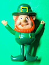 Vintage Gibson Greetings Leprechaun St Patrick'S Day Pin (P201)