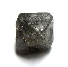 5.78 Carats Unique Uncut Gemmy Raw Rough Diamond Octahedron