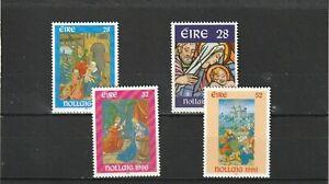 IRELAND - 1996 MNH SG1027-1030 CHRISTMAS