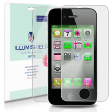 iLLumiShield Matte Matte Screen+Back Protector 3x for Apple iPhone 4 (Verizon)