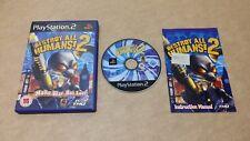 Destroy All Humans 2 (Sony PlayStation 2) European Version PAL