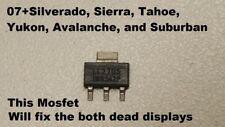 2007+ Chevy Tahoe Speedometer Instrument Cluster Info Display Repair MOFSET