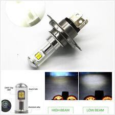 1 Pcs DC12V White 8LED 40W 6500K COB H4 Hi/Lo Beam Motorcycle ATV Headlight Bulb