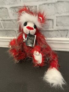Kaycee Bear Bauble Number 19 of Only 30 Very Limited By Kelsey Cunningham