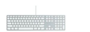Tested Apple A1243 Wired USB Keyboard