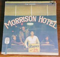 The Doors Morrison Hotel EKS-75007 Elektra Records Vinyl Record Album Wax Jim