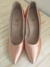 "Supadance Satin Ballroom Dance Court Shoe English Size 5, US Size 7.5 3""heel"