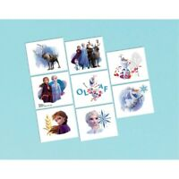 FROZEN 2 TATTOOS BIRTHDAY PARTY SUPPLIES
