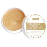 [PUREDERM] Gold Energy Hydrogel Eye Patch 60 sheets 84g - BEST Korea Cosmetic