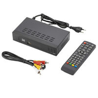 1080P HD Digital USB 2.0 PVR Satellite Receiver DVB-T2 H.264 TV Set Top Box