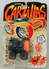 "Motorized CARZILLAS ""BLOW TORCH"" Vehicle With Transforming Wheels  1993 Kenner"