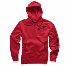 Alpinestars Kicker Zip Hoody (M) Red