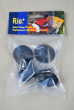 Replacement Suction Cups (4) for Rio+ 1700-2500 Power Heads in Retail Package