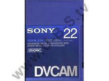 DVCAM/HDV Kassette Sony PDVM-22N NEU