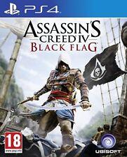 Assassin's Creed IV Black Flag PS4 Nuevo y Sellado
