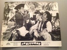 PHOTO D'EXPLOITATION (LOBBY CARD) : LA BIGORNE (Robert Hirsch Rosana Podesta)