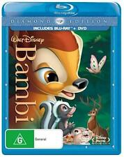 BAMBI Diamond Edition : NEW Blu-Ray / DVD