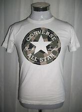 Converse CAMO Logo T-Shirt All Star Logo Chuck Taylor Size M 10-12 Tee **NWOT**