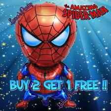 Web Slinging Super Hero Spider Man Birthday Boy Balloon Foil Balloon
